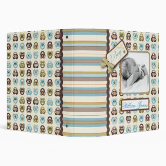 I Love Critters 1.5in Baby Album Binder