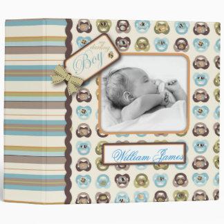 I Love Critters 2in Baby Album Binder