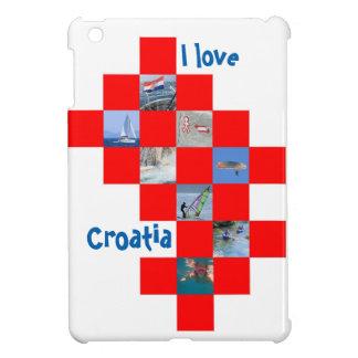 I love Croatia Cover For The iPad Mini