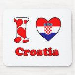 I love Croatia Muismat