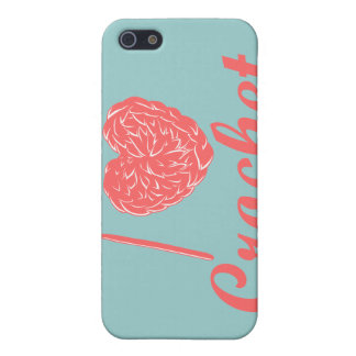 I Love Crochet Speck Case Cases For iPhone 5