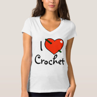 I love Crochet T-Shirt