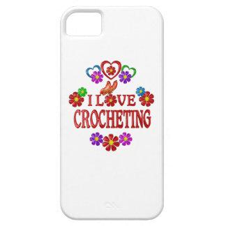 I Love Crocheting iPhone SE/5/5s Case
