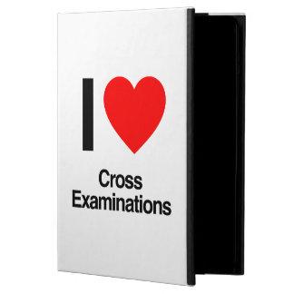 i love cross examinations case for iPad air