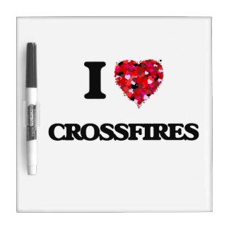I love Crossfires Dry Erase Board