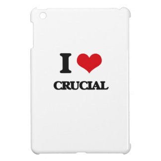 I love Crucial iPad Mini Cover