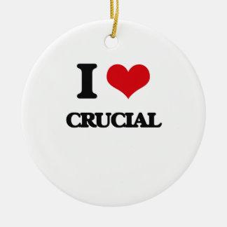 I love Crucial Ornaments