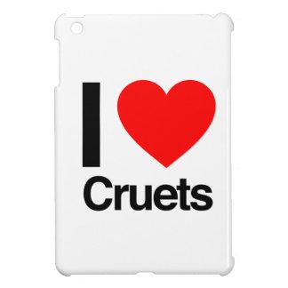 i love cruets iPad mini cover