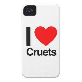 i love cruets iPhone 4 Case-Mate case