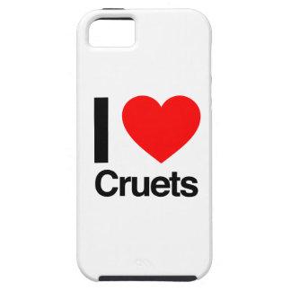 i love cruets iPhone 5 cover