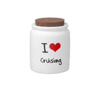 I love Cruising Candy Jar