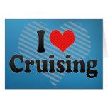 I Love Cruising Card