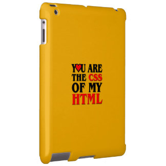 I love CSS / YOU ARE THE CSS OF MY HTML / HEART