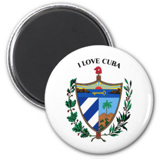 I LOVE CUBA -DESIGN 1 FROM 933958STORE MAGNETS