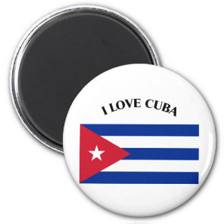 I LOVE CUBA -DESIGN 2 FROM 933958STORE MAGNET