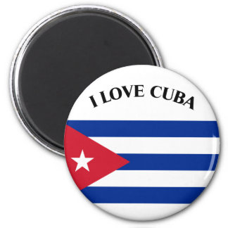 I LOVE CUBA -DESIGN 2 FROM 933958STORE REFRIGERATOR MAGNETS