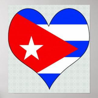 I Love Cuba Poster