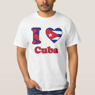 I love Cuba Shirt