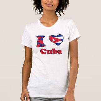 I love Cuba T Shirt