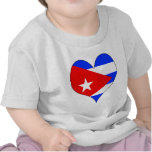 I Love Cuba Tee Shirt