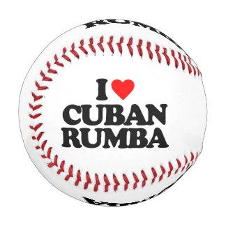 I LOVE CUBAN RUMBA BASEBALL