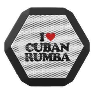 I LOVE CUBAN RUMBA BLACK BLUETOOTH SPEAKER
