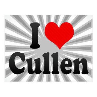 I love Cullen Postcard
