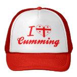 I Love Cumming, Georgia Trucker Hat