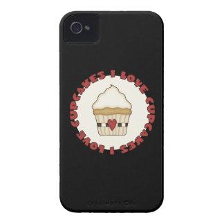 I Love Cupcakes Blackberry Bold Case