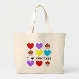 I Love Cupcakes Bags, Messenger Bags, Tote Bags, Laptop Bags & More