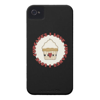 I Love Cupcakes iPhone 4 Case-Mate Case