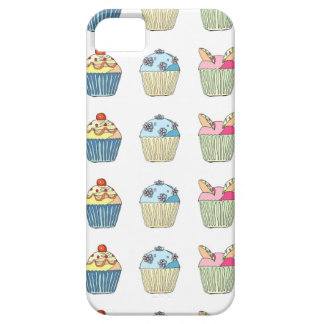I Love Cupcakes iPhone SE/5/5s Case