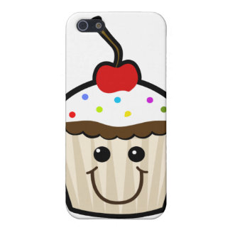 I Love Cupcakes iPhone SE/5/5s Cover