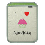 I love cupcakes sleeve for iPads