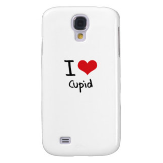 I love Cupid Galaxy S4 Case