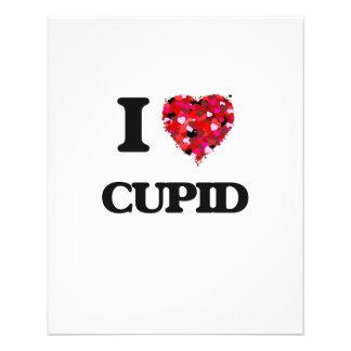 "I love Cupid 4.5"" X 5.6"" Flyer"