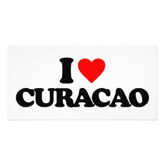 I LOVE CURACAO PHOTO CARDS