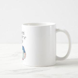 i love curling curler coffee mug