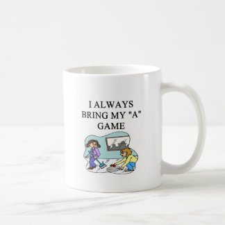 i love curling curler coffee mugs