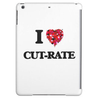 I love Cut-Rate Case For iPad Air