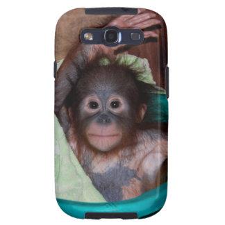 I Love Cute Baby Orangutans Galaxy SIII Covers