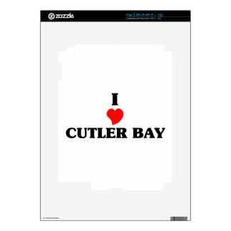 I love Cutler BAY Skins For The iPad 2