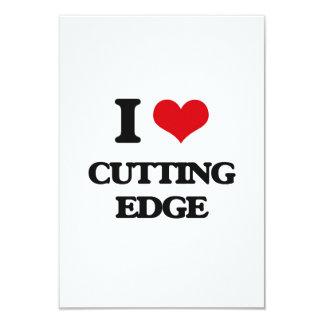 I love Cutting Edge 3.5x5 Paper Invitation Card