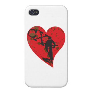 I love CX Cyclocross iPhone 4 Case
