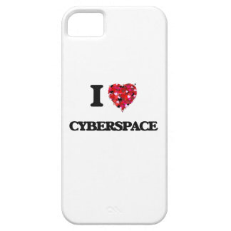 I love Cyberspace iPhone 5 Cases
