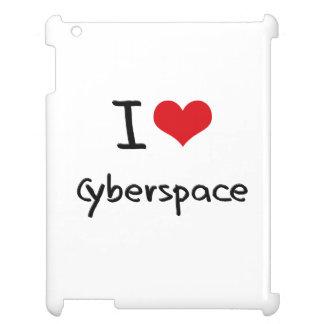 I love Cyberspace iPad Case