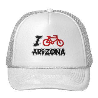 I Love Cycling Arizona Trucker Hat