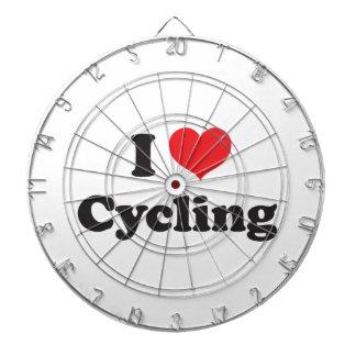 I love cycling dartboard