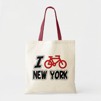 I Love Cycling New York Bags