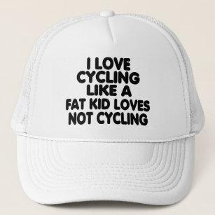 6ddc1d6b1e1c8 I Love Cycling Trucker Hat